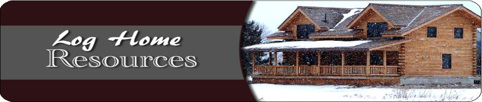 Log Home Builders In Your State