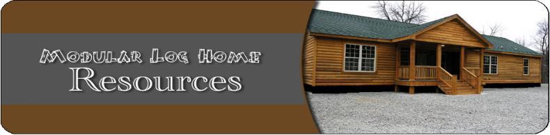 Modular Log Homes - Modular Log home builders